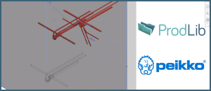How to place 64 Peikko lifting inserts from ProdLib in Revit – with one click [VIDEO]