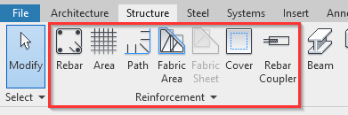 A Few Ways to Automate Rebars Modeling in Revit®