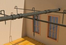 Fire Sprinklers Revit extension lets you plan sprinkler's location in a BIM model | AGACAD