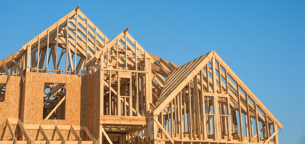 Wooden homes framing | AGACAD