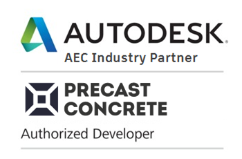 Autodesk AEC Industry Partner for BIM solution Precast Concrete | AGACAD