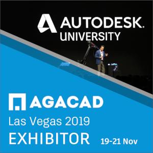 Autodesk University banner