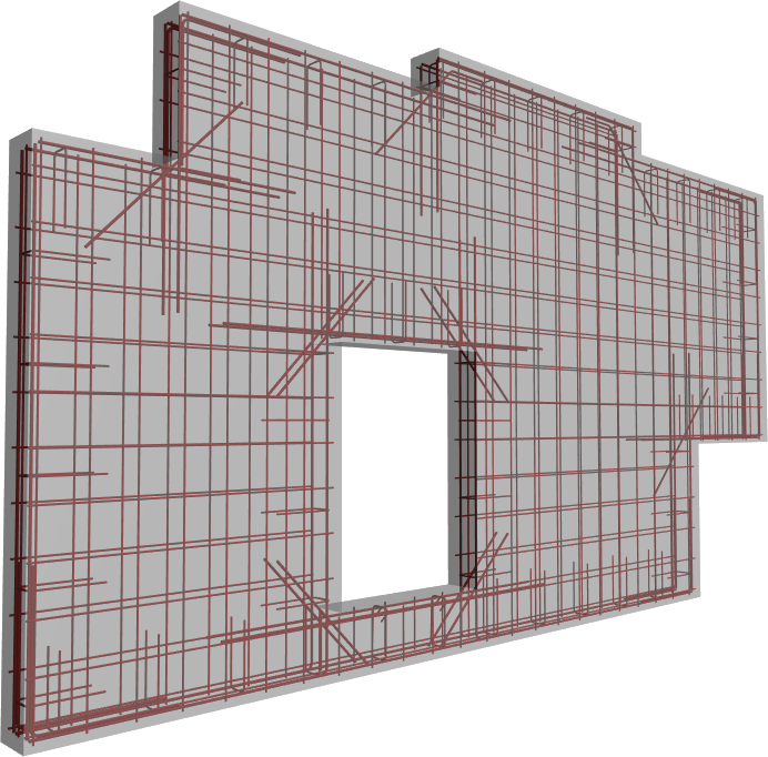 Highly automated precast wall detailing through plug-in for Revit | AGACAD