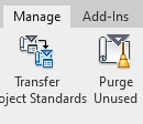 Purge Command in Autodesk Revit | AGACAD