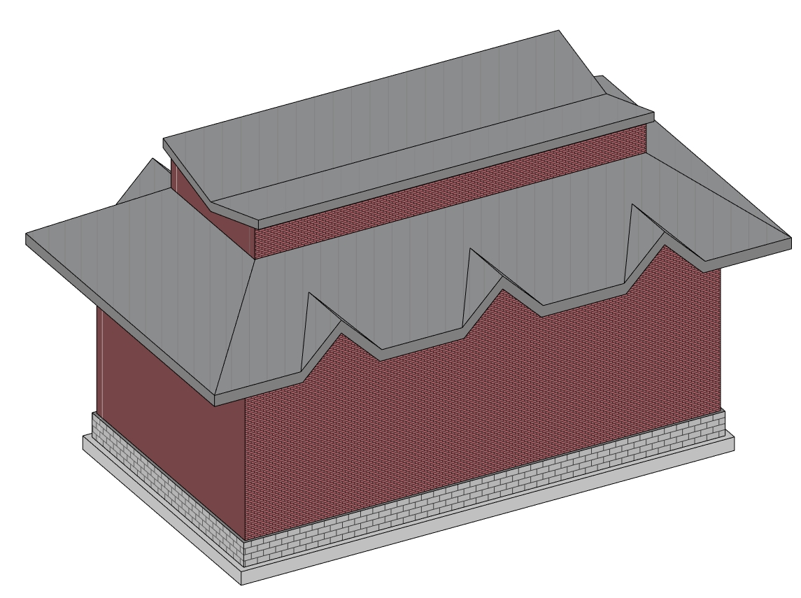 Common Types Of Roofs How To Model Them In Autodesk Revit Agacad