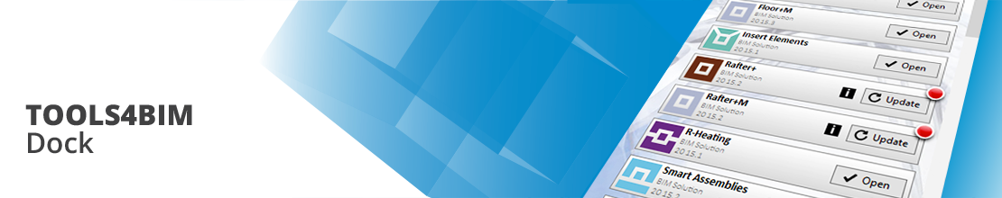 Tools4BIM Dock download banner