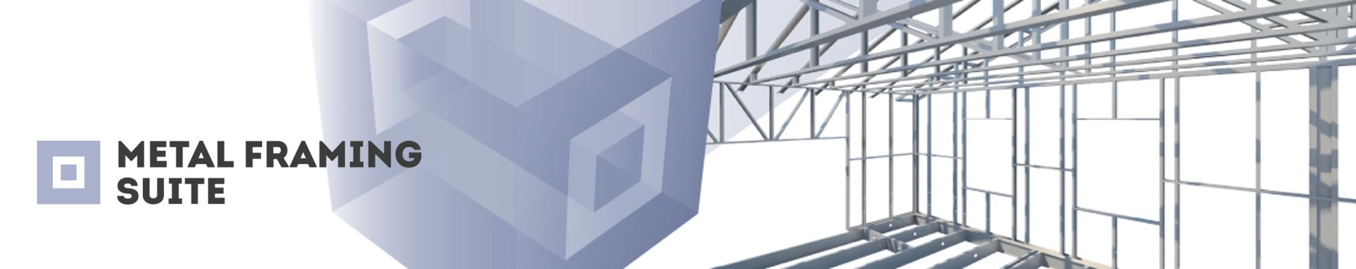 Metal Framing Suite for light steel frame design & fabrication | AGACAD