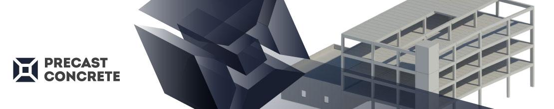 Precast Concrete design software by AGACAD (banner)