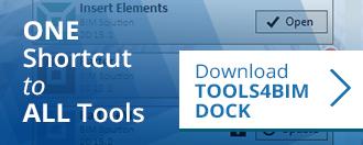 TOOLS4BIM Dock