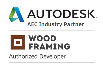 Autodesk AEC Industry Partner for BIM solution Wood Framing | AGACAD