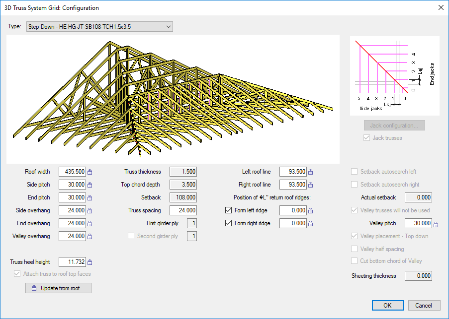 New Truss Auto Generate Complex Roof Truss Systems In Revit Bim Software Autodesk Revit Apps T4r Tools For Revit