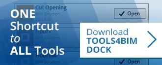 link to download TOOLS4BIm Dock